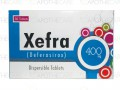 Xefra Dispersible Tab 400mg 30's