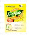 Actifiber Lemon Sachet 10's