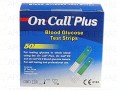 On Call Plus Test Strip 50's