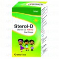 Sterol-D Drops 400IU 20ml 1's