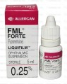 Fml Forte Ophthalmic Susp 0.25% 5ml