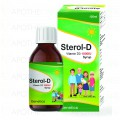 Sterol-D Syrup 120ml