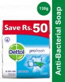 Buy 4 Dettol soaps 130 gm Save Rs 50 Cool